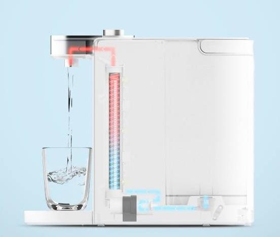 Nuevo dispensador de agua caliente de Xiaomi
