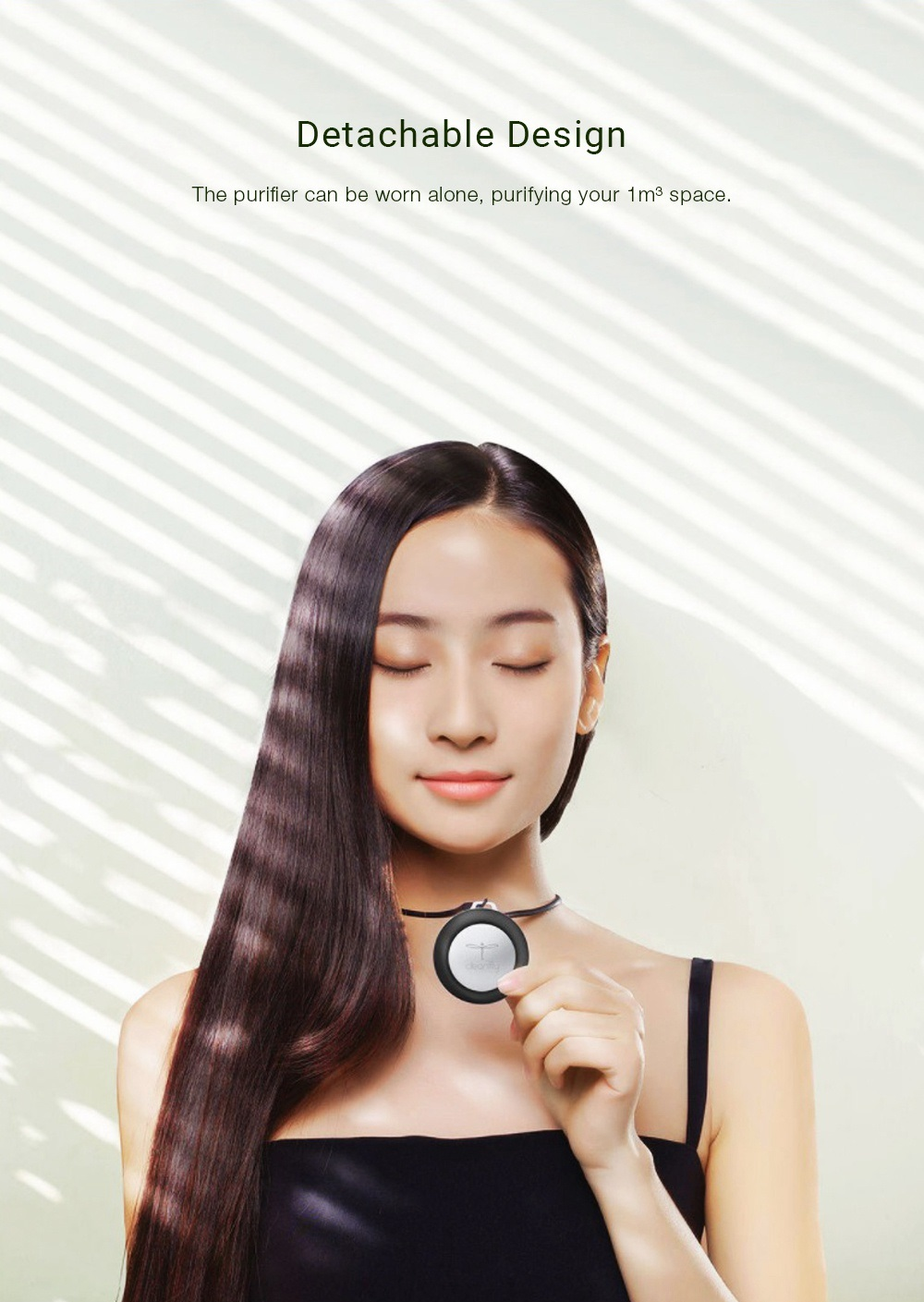 Xiaomi Mijia Cleanfly Diseño1