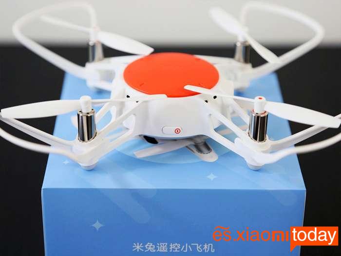Xiaomi MITU Mini Drone Análisis - Conclusiones
