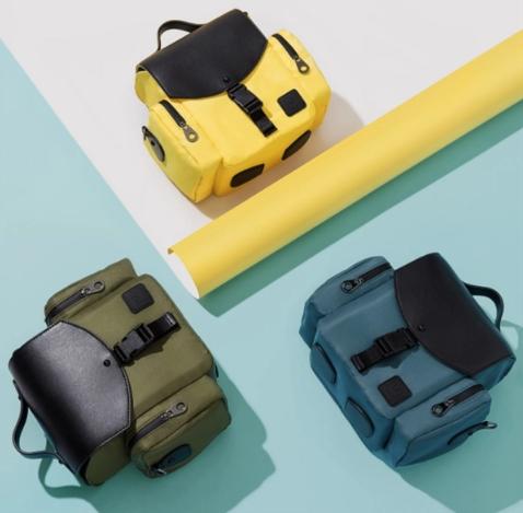 Colores de los bolsos para cámaras de Xiaomi