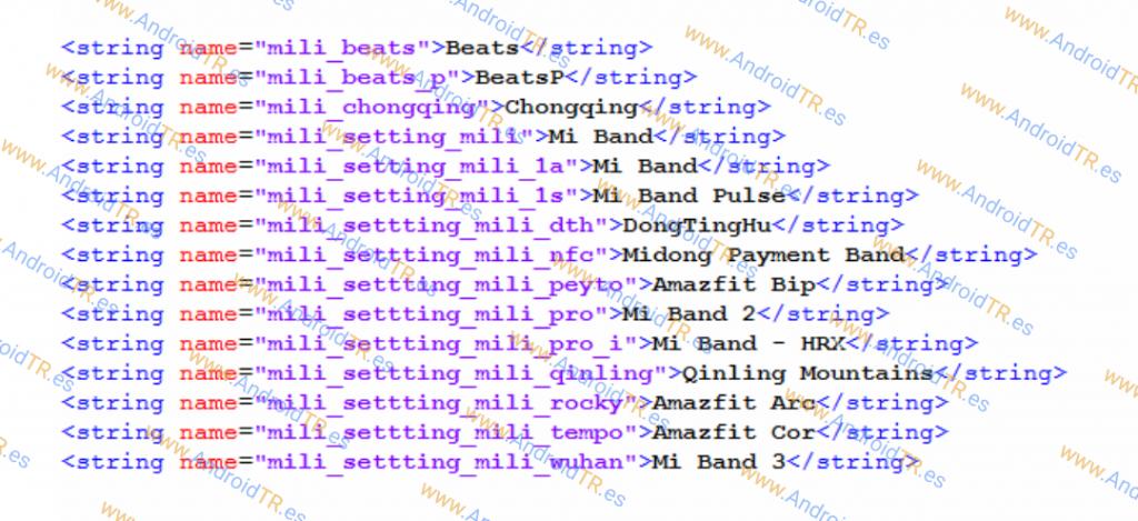 Aparecen imágenes de la nueva versión de Mi Band 3 con NFC