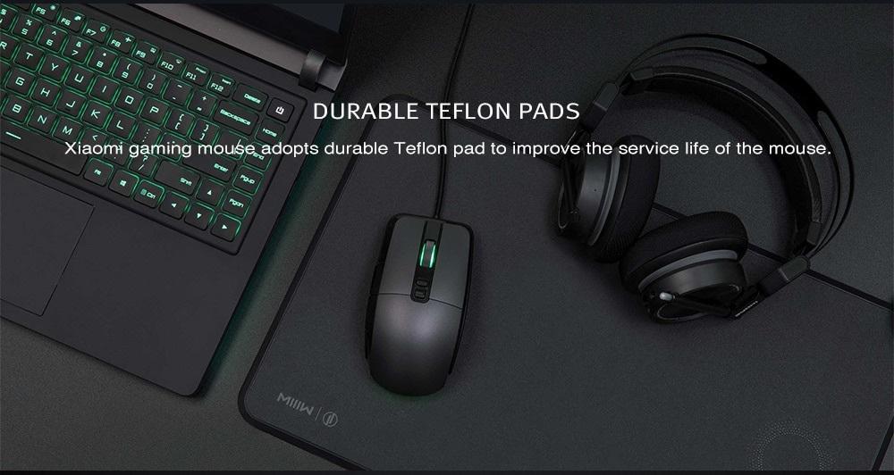 Xiaomi Gaming Wireless Mouse Diseño y Construcción