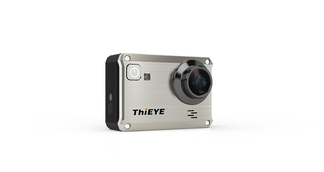 ThiEYE i30+ 4K Action Cam Hardware