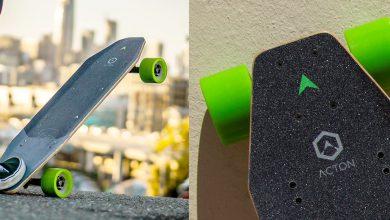 Xiaomi ACTON Smart Electric Skateboard, un patinete inteligente por 135 euros