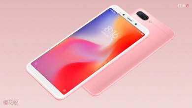 Los modelos Xiaomi Redmi 6 y 6A próximamente en la India