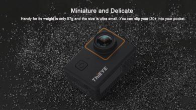 ThiEYE i30 + 4K Action Cam