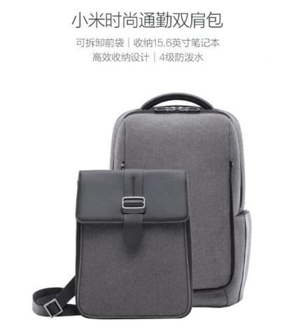 Nueva mochila para computadoras de Xiaomi