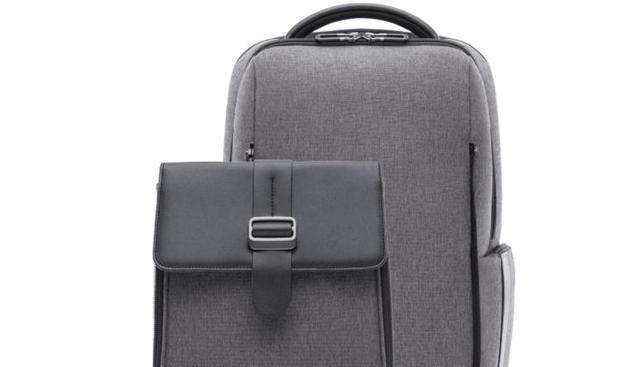Precio de la nueva mochila para computadoras de Xiaomi