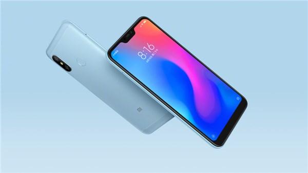 Diseño del Xiaomi Redmi 6 Pro