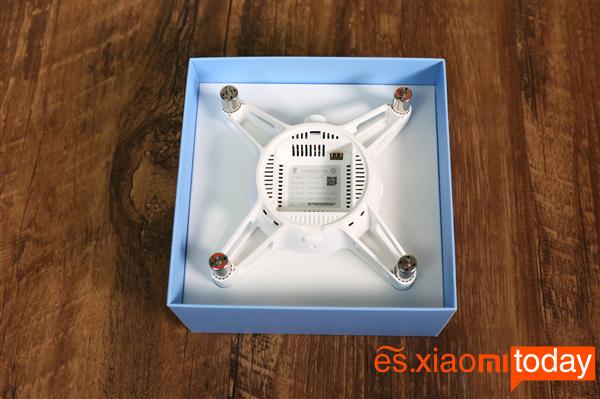 Xiaomi MITU Mini Drone Análisis- Unboxing