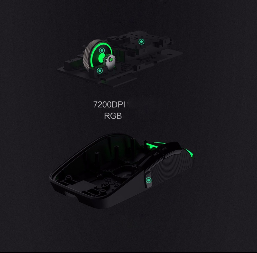 Xiaomi Gaming Wireless Mouse 7200 DPI