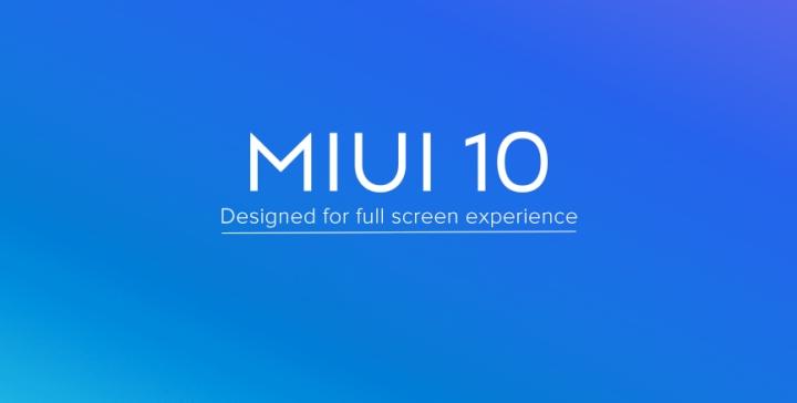 Características de MIUI 10
