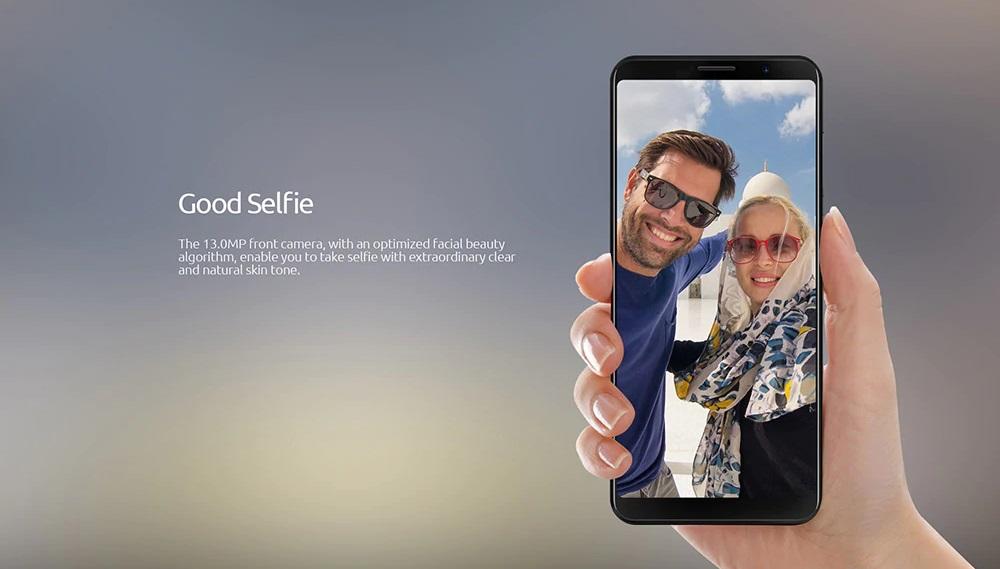 CUBOT POWER Cámara Selfie