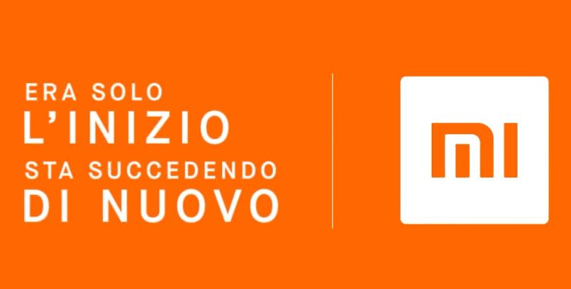 ¡Nueva tienda Xiaomi en Italia en menos de un mes!