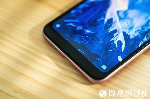 Parte inferior del Xiaomi Redmi 6 Pro