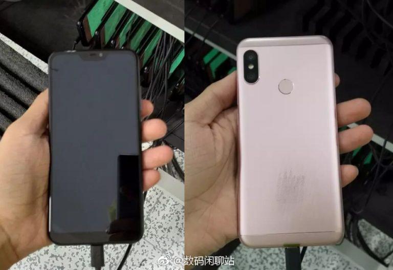 Algunas especificaciones sobre el Xiaomi Redmi 6 Pro