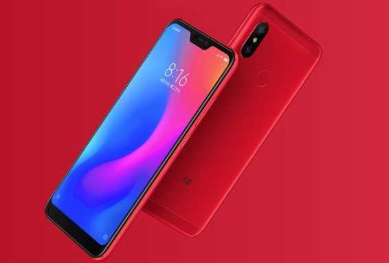 Xiaomi Redmi 6 Pro: specifications and features