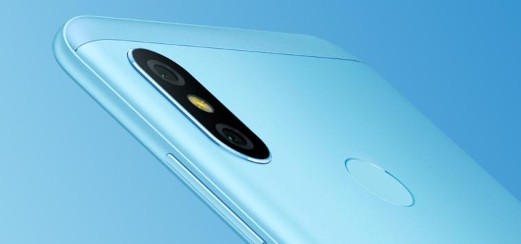 Así son las cámaras del Xiaomi Redmi 6 Pro