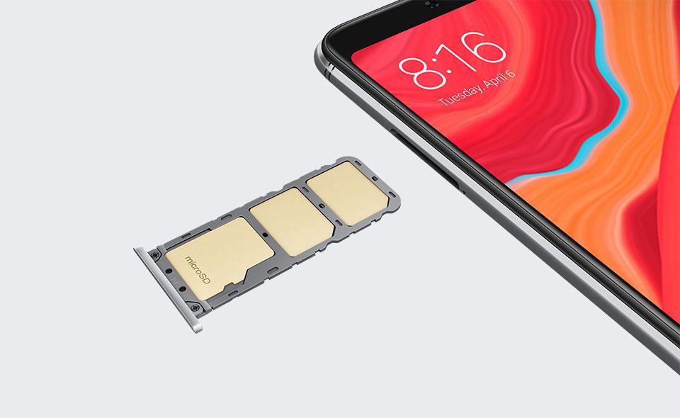 Memoria del Xiaomi Redmi Y2