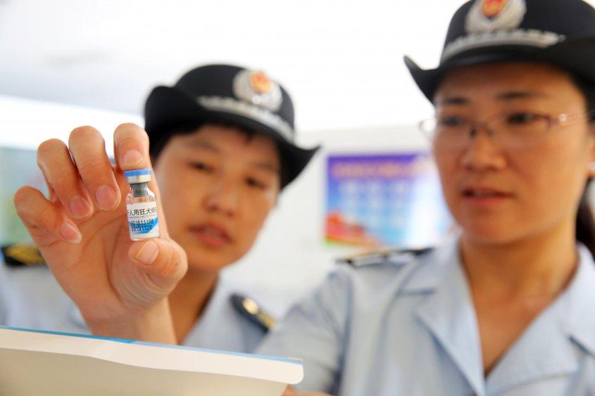 Escándalo por vacunas de mala calidad en china