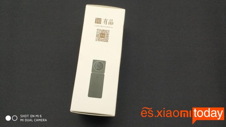 Caja Xiaomi Xiaofang 360°