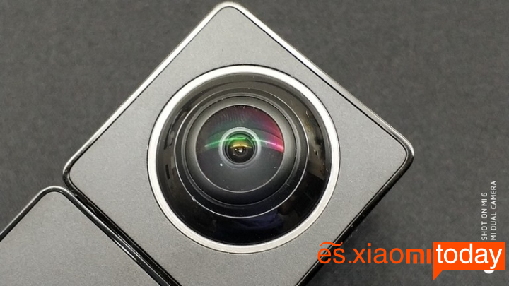 Xiaomi Xiaofang Panoramic Smart Network IP Camera: funciones