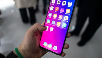 Doble toque OPPO Find X