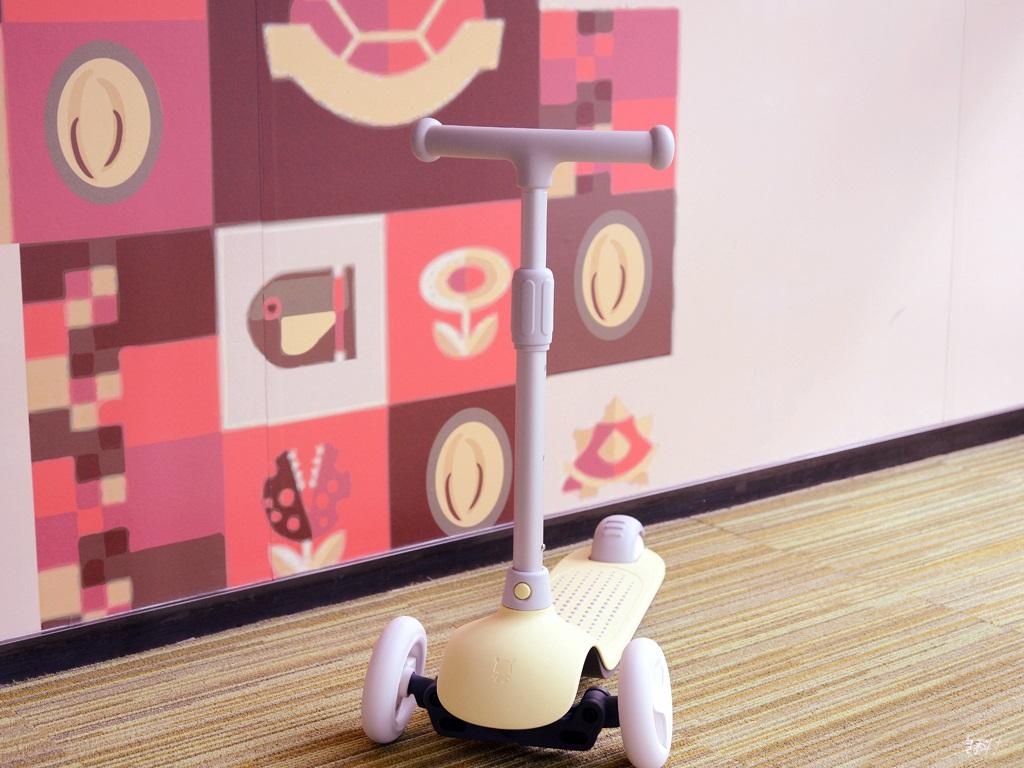 Xiaomi MiTU Balanced Scooter - Diseño y Construcción