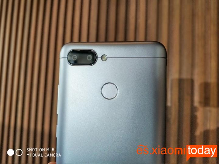 Xiaomi Redmi 6 Análisis - Audio