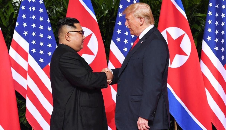 Guerra de Corea Acuerdo Donald Trump-Kim Jong Un/Devuelven los restos