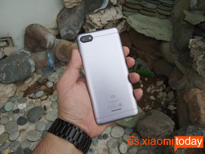 Xiaomi Redmi 6 Análisis - Hardware y rendimiento