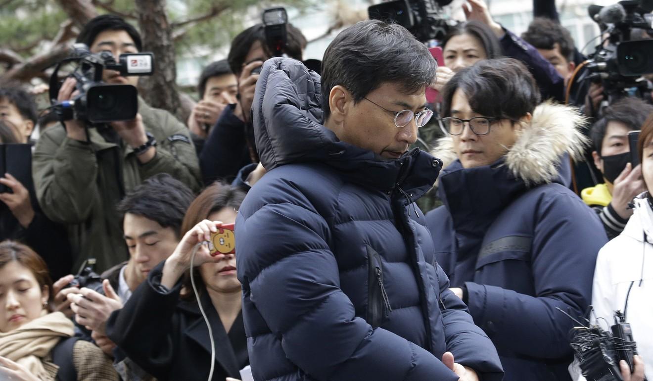 An Hee Jung Acusado de violación