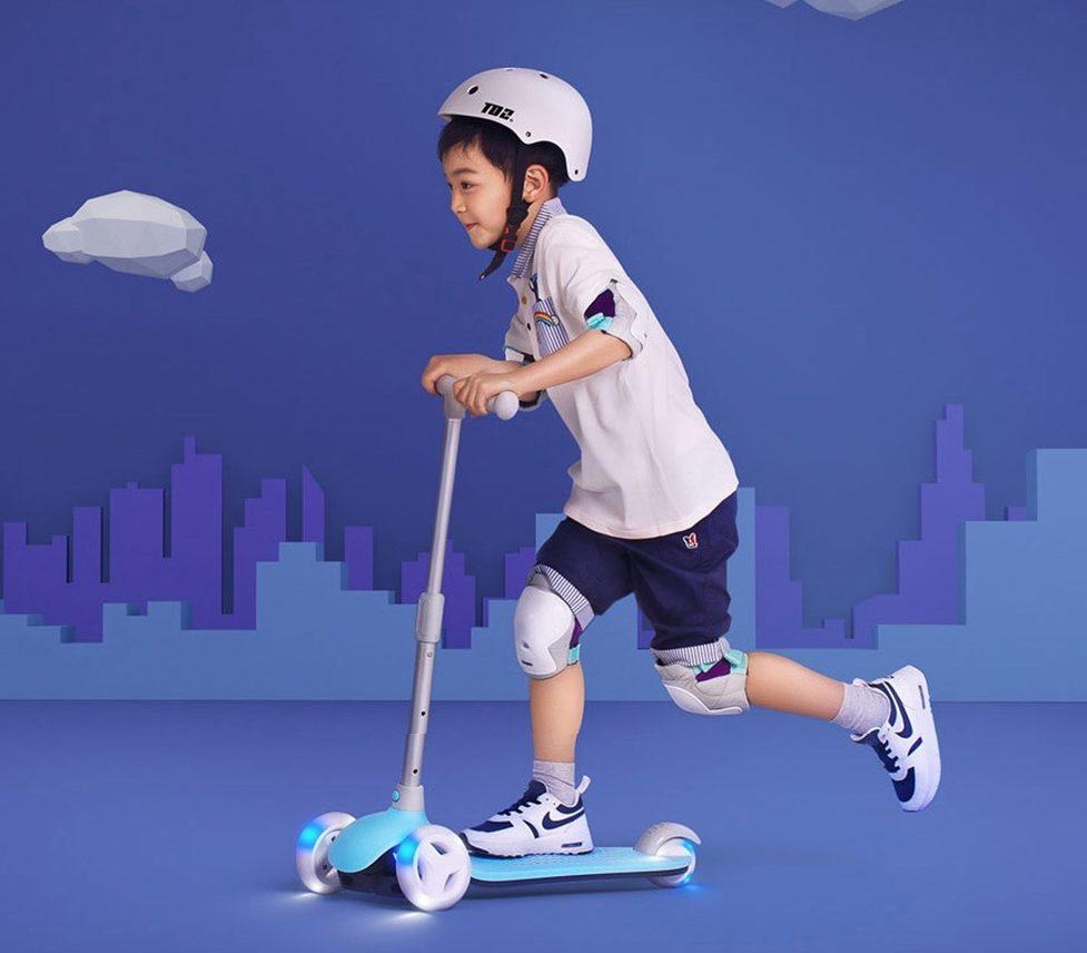 Xiaomi MiTU Balanced Scooter - Funcionamiento
