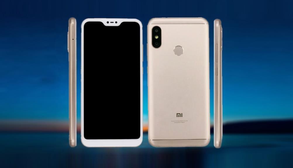 Xiaomi Mi A2 Lite Diseño