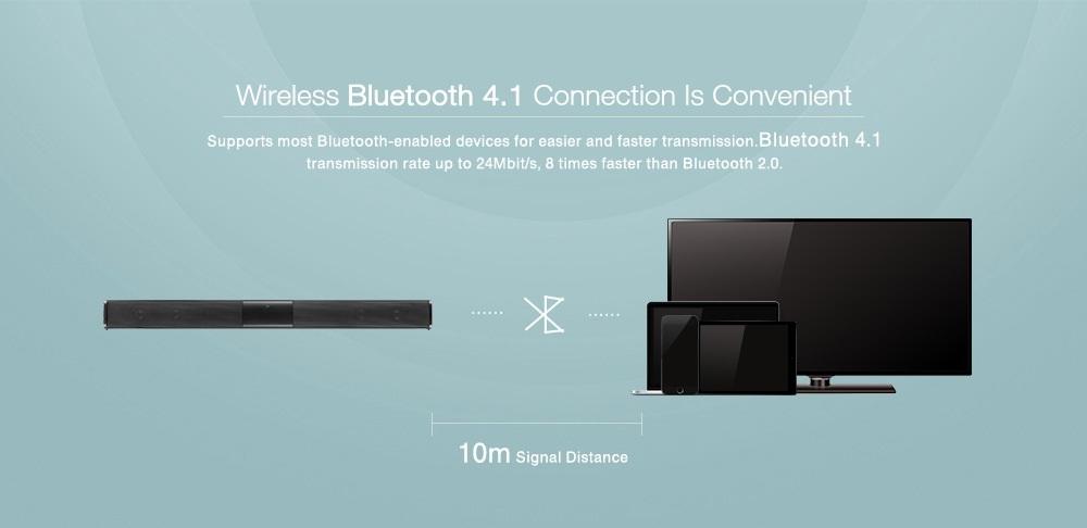 Alfawise BT- 200 conectividad