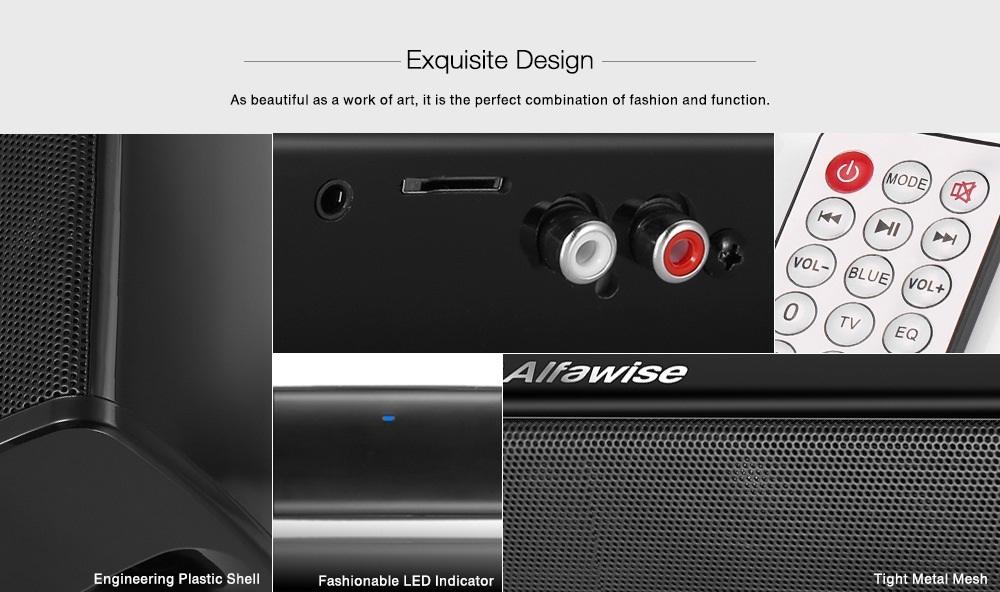 Alfawise BT- 200 diseño