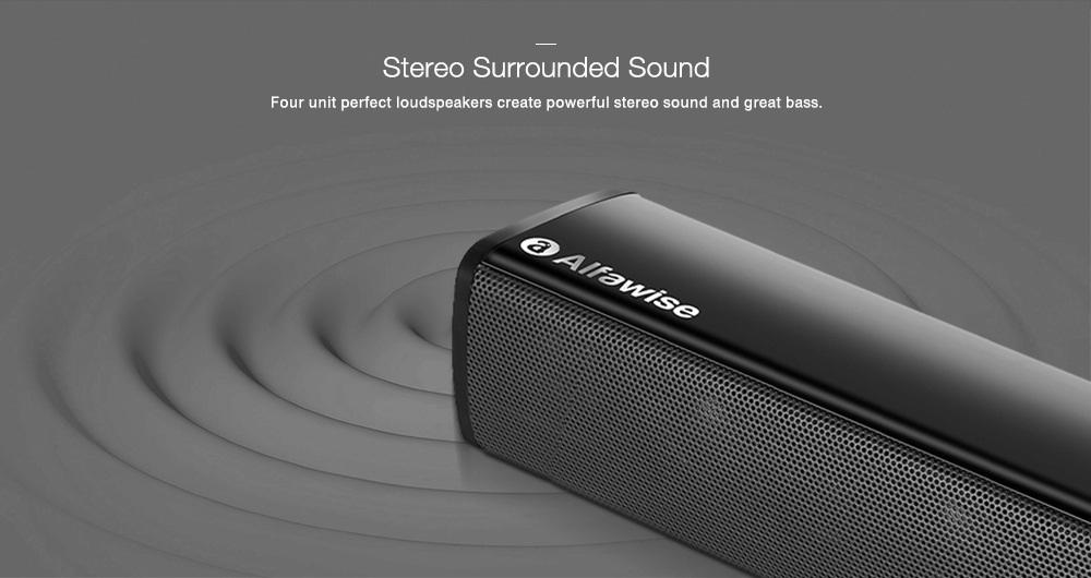 Alfawise BT- 200 sonido