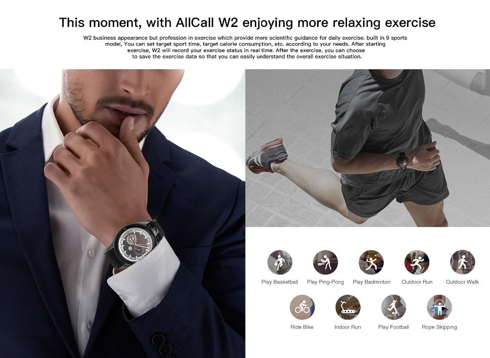 AllCall W2 Funciones