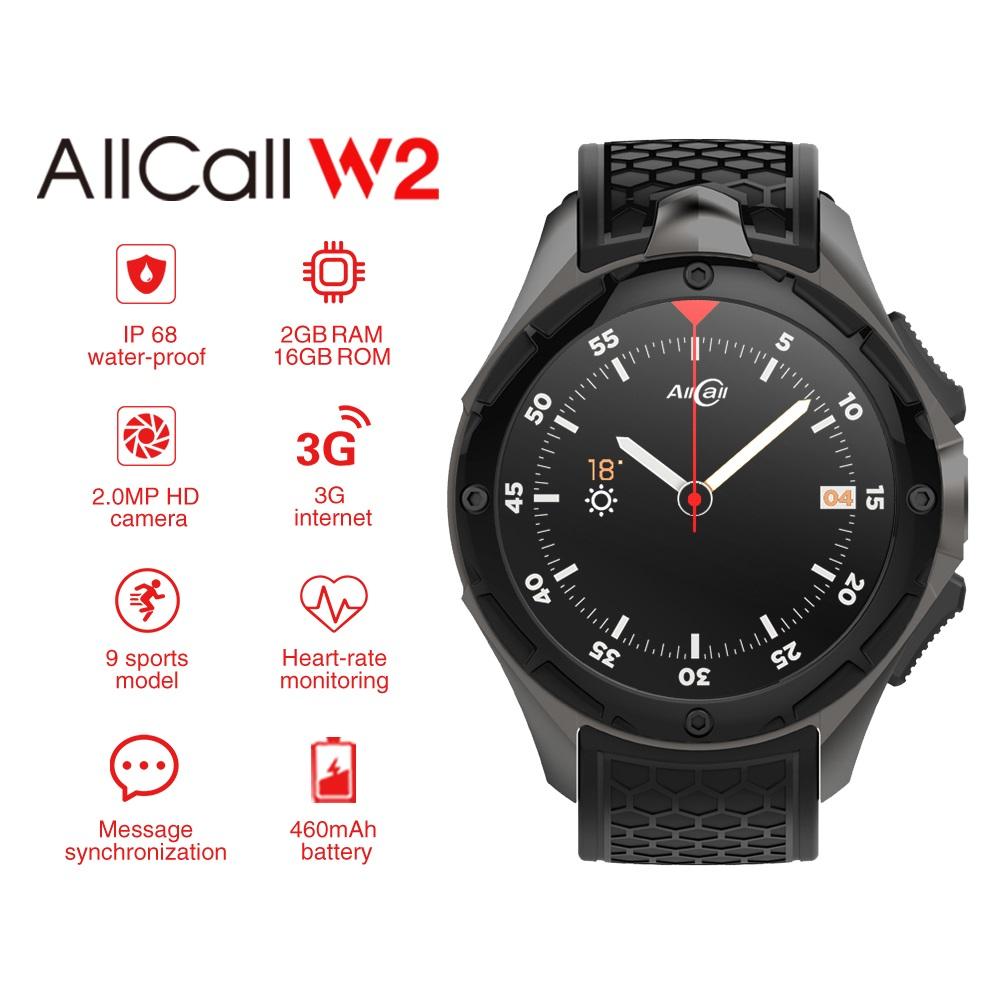 AllCall W2 introducción