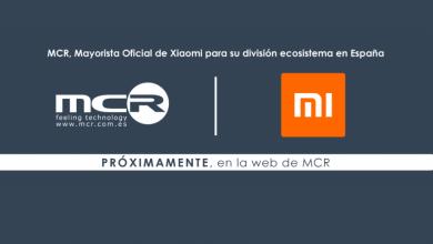 MCR: empresa española se asocia con Xiaomi
