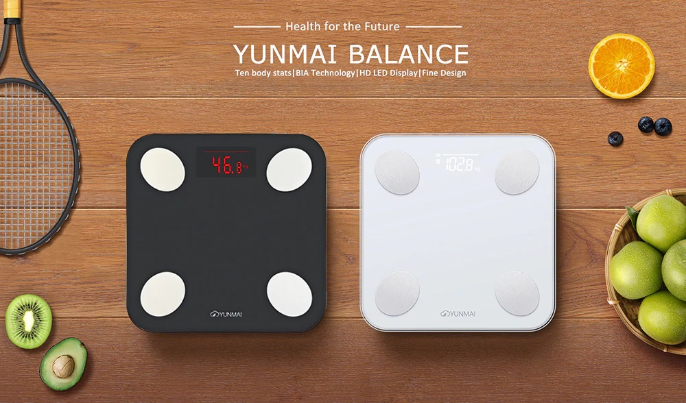 Báscula Xiaomi YUNMAI Mini 2