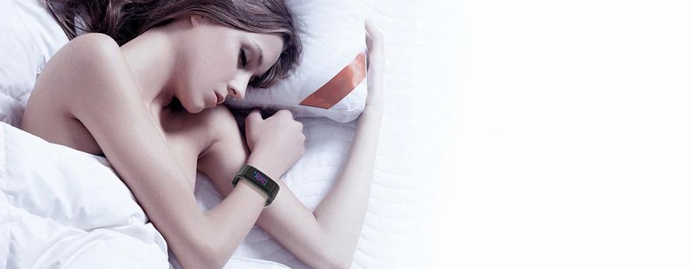 Smartband monitoreo del sueño