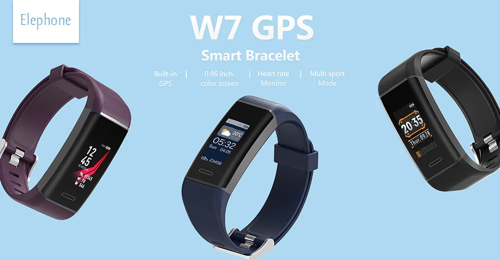 Elephone ELE W7 diseño