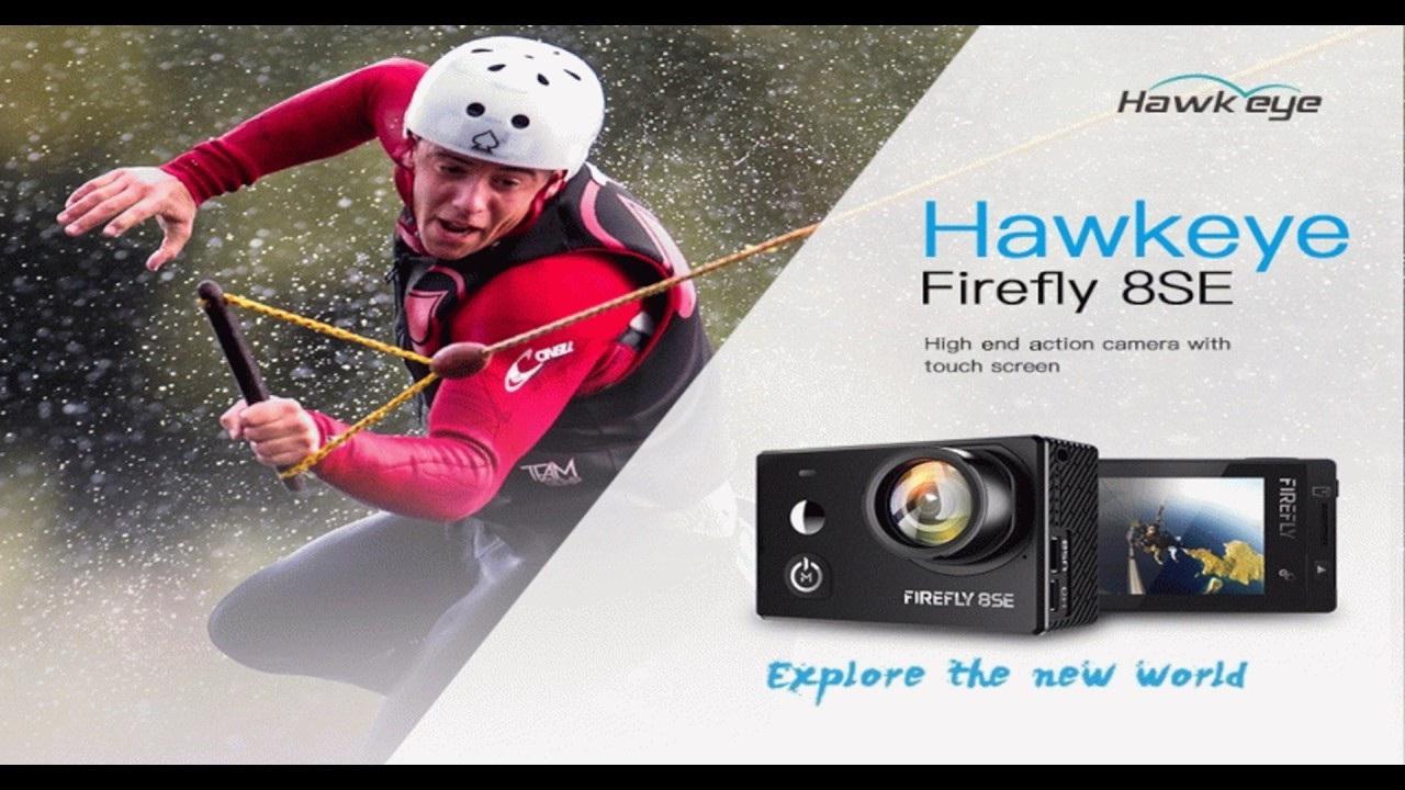 Hawkeye Firefly 8SE introducción