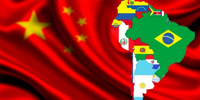 China - América Latina