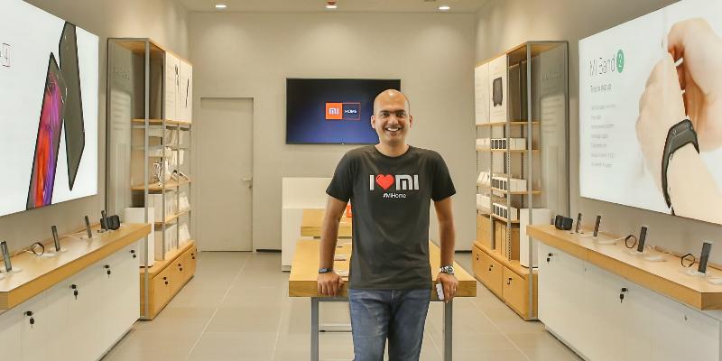 Manu Jain, Vicepresidente de Xiaomi, será galardonado como CEO del Año