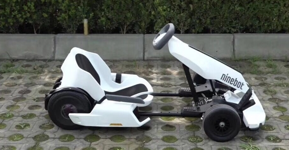 Ninebot Kart