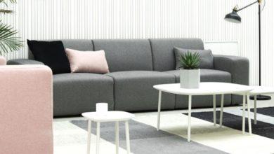 sofá para el hogar de Xiaomi - diseño