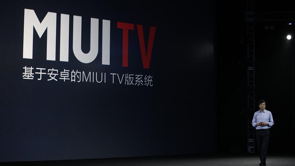 Xiaomi Wemax Laser Projector MIUI TV