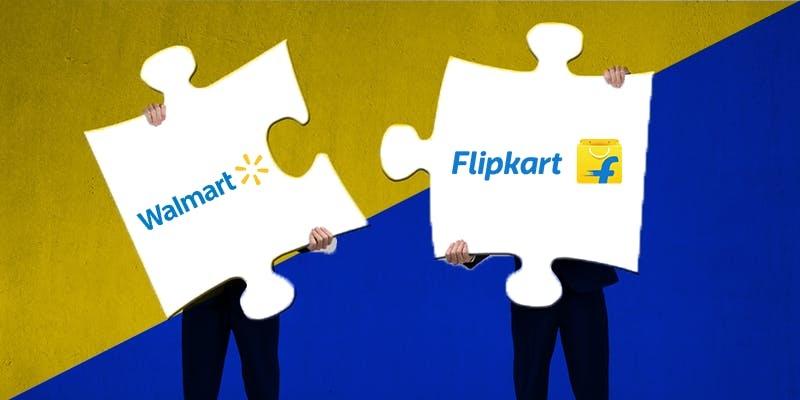 Walmart-Flipkart: Dos reyes del comercio electrónico se juntan